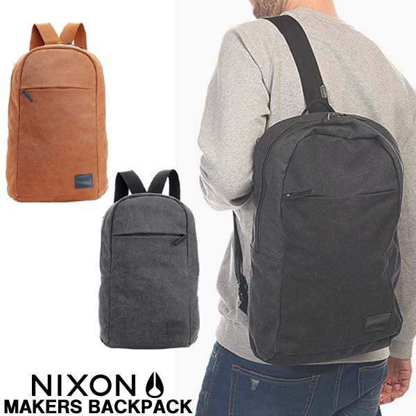 リュック ニクソン NIXON メイカー バックパック MAKERS BACKPACK C2395 メンズ レディース 鞄 カバン バッグ