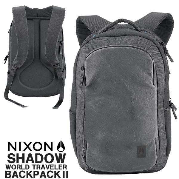 リュック ニクソン NIXON シャドウ バックパック SHADOW WORLD TRAVELER BACKPACK2 C2788 メンズ レディース 鞄 カバン バッグ