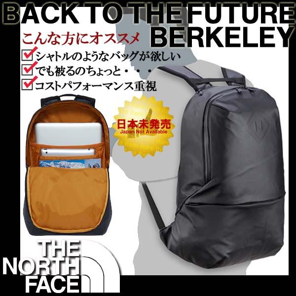20L リュック ビジネスバッグ ザノースフェィス THE NORTH FACE バックトゥザフューチャー バークレー バックパック メンズ レディース