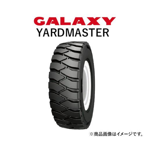 ギャラクシー 売れ筋 GALAXY フォークリフト用タイヤ YARDMASTER 2本セット TT 5.00-8 送料無料新品 PR10
