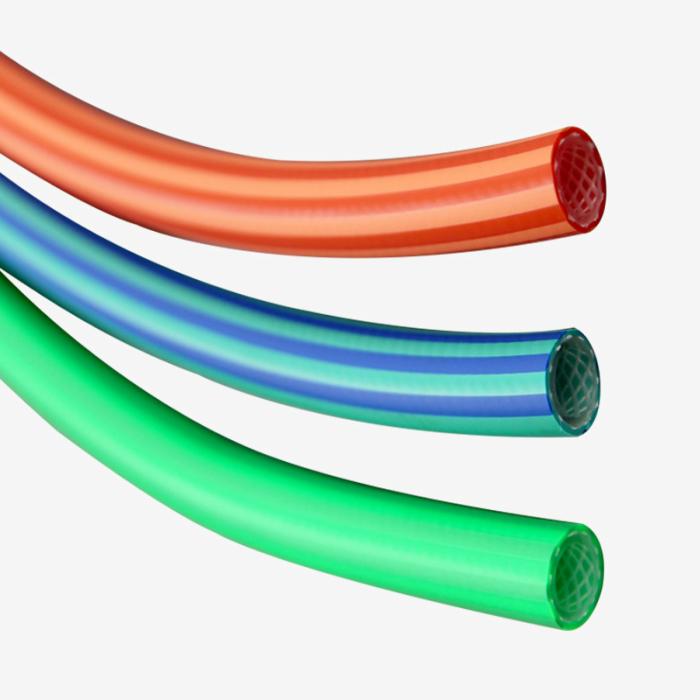 30Mカット品になります トヨックス TOYOX ヒットランホース 特殊ポリウレタン樹脂製のエア圧送用耐圧ホース HR-6 好評受付中 30M ホース表面がすべりやすく絡まらない 35%OFF 6.3x10