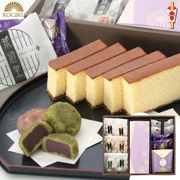 【50代男性】2021年賀挨拶の時に喜ばれる美味しい和菓子セットは?