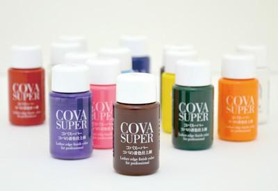塗るだけで艶がキレイに出るコバの着色仕上剤 商店 コバスーパー 30g 贈物