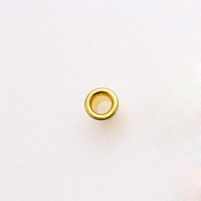 ネコポス可 真鍮金具 ハトメ 3554 贈物 50個入 大好評です 3×4