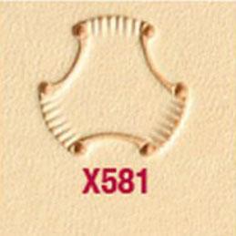 新品 超特価SALE開催 送料無料 ネコポス可 刻印 バスケットウェーブ 協進エル X581