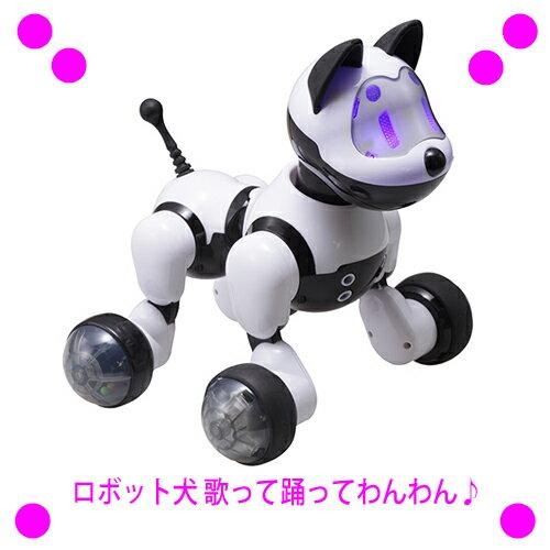 ☆あなたの一番の友達になりたがるロボット犬 ☆お子様はもちろん ご高齢の方の癒しにお勧め 低価格 モキヨラカ正規品の安心メーカー保証 P11 割引クーポン使えます ロボット犬 出群 歌って踊ってわんわん ダンスをしたり あす楽対応 声や仕草で反応してくれ 歌を歌ったり RI-W01送料無料 プレゼントにも最適 15種の合言葉を理解し