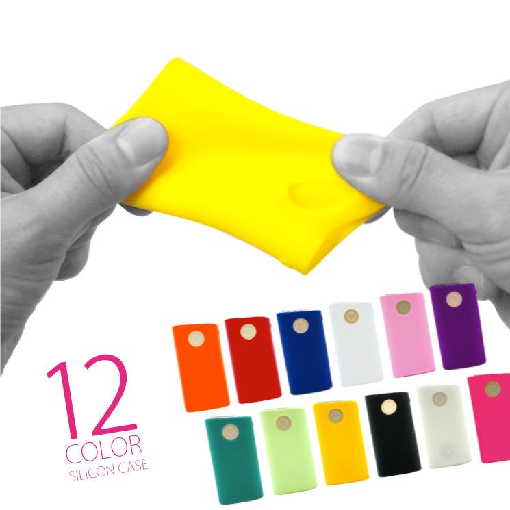 glo ケース シリコン グロー シリコンケース 全12色 専用 おしゃれ ケースシリコン ソフトケース 本体保護 耐衝撃 電子たばこ グローカバー グローケース gloケース【gloシリコンケース】
