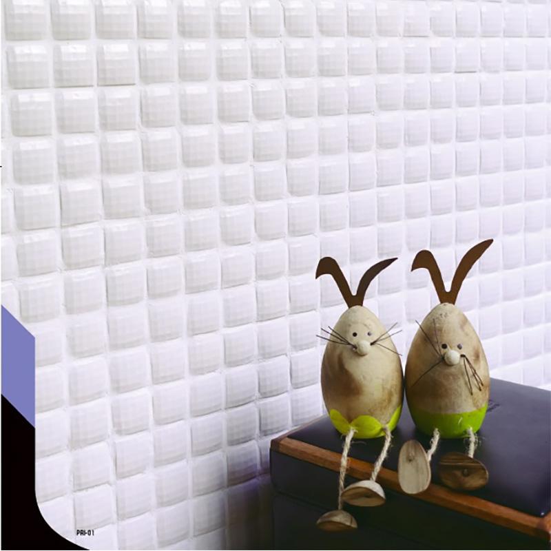 磁器質モザイクタイル 内装壁用 キュービズム 【送料無料】