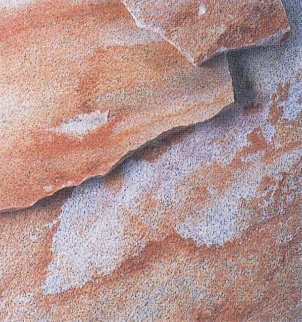 乱形石 お庭のガーデニング DIYもOK アルビノピンク (RK06)