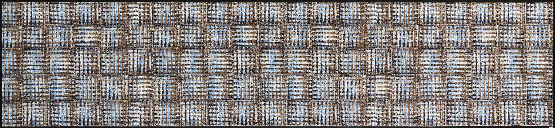 ラグマット 洗える カーペット 玄関・リビングフロア・キッチン Corretto nature 60×260cm (D019F)
