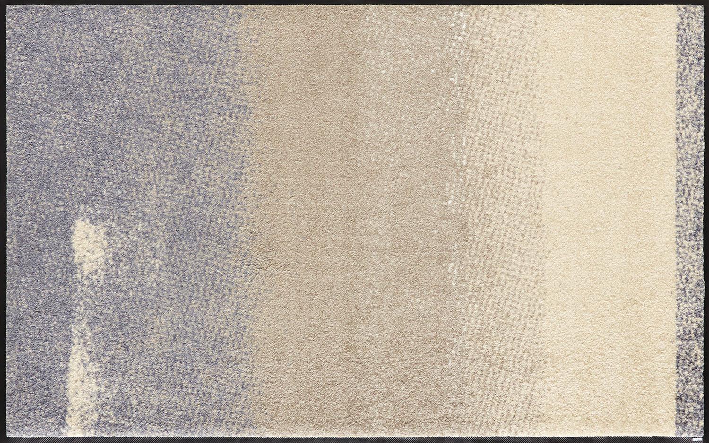 ラグマット 洗える カーペット 玄関・リビングフロア・キッチン Medley beige 75×120cm (J014B)