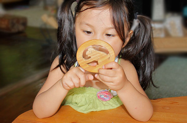 -Coaster-Japan Wood monkey playful by bath toy building block type Solitaire fun! design 1 year old 2 years 3 years 4 years 5 years birthday gift-baby boys girls domestic woodworking craftsmanship and use those P25Jun15