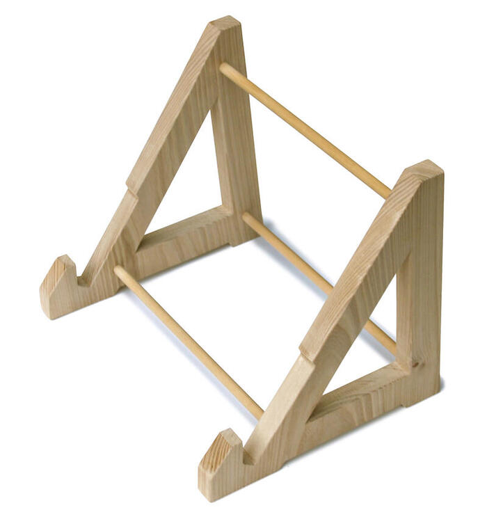 Puzzle Stand Wooden Toys (Ginga Kobo Toys) Japan