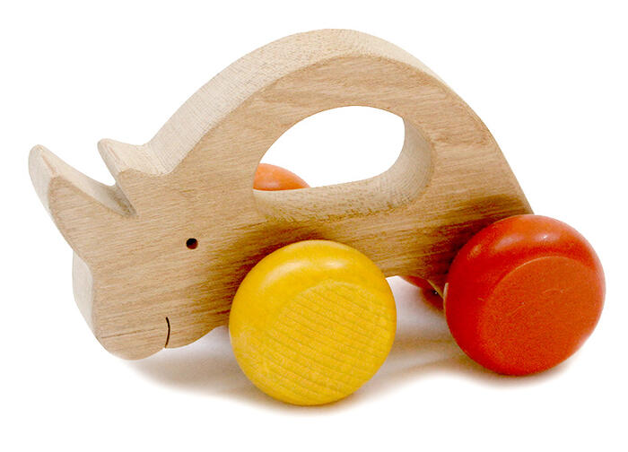 Shy Rhino Wooden Toys (Ginga Kobo Toys) Japan