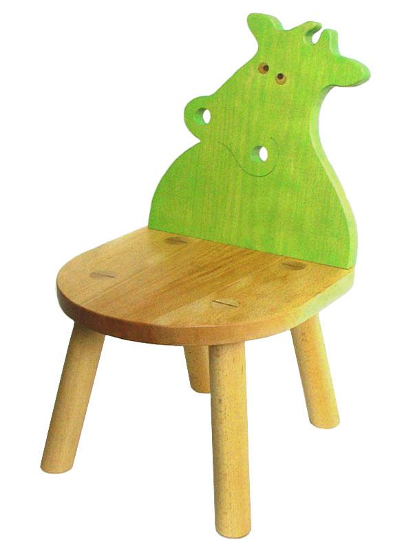 【名入れ可】●うし椅子 (子供家具・木のおもちゃ 日本製 ) 1歳 2歳 3歳 4歳 5歳 誕生日ギフト~出産祝い 男の子 女の子 赤ちゃん おもちゃ♪ 注文製作の木の椅子 子供施設 キッズルームに最適です! 記念日 木工職人手作り いす イス 木育 ★ Ginga Kobo Toys