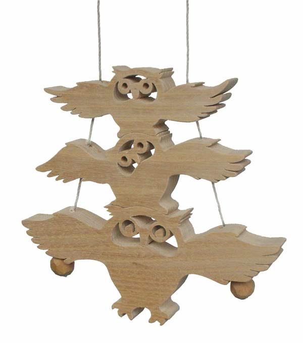 OWL Wooden Toys (Ginga Kobo Toys) Japan