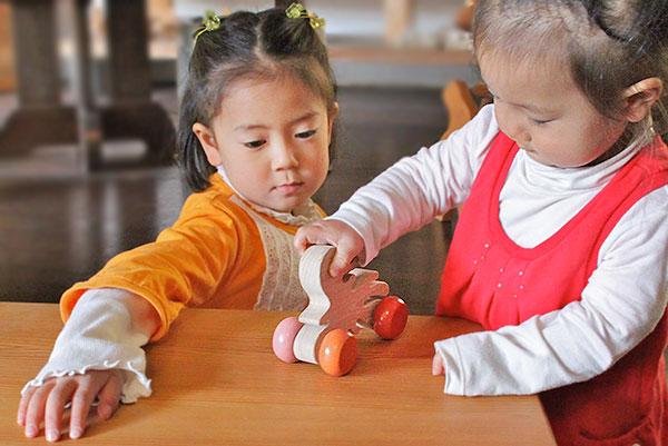 Cool Octopus Wooden Toys (Ginga Kobo Toys) Japan