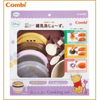 Combi (Combi) Winnie Pooh, baby food daycare ~ without C