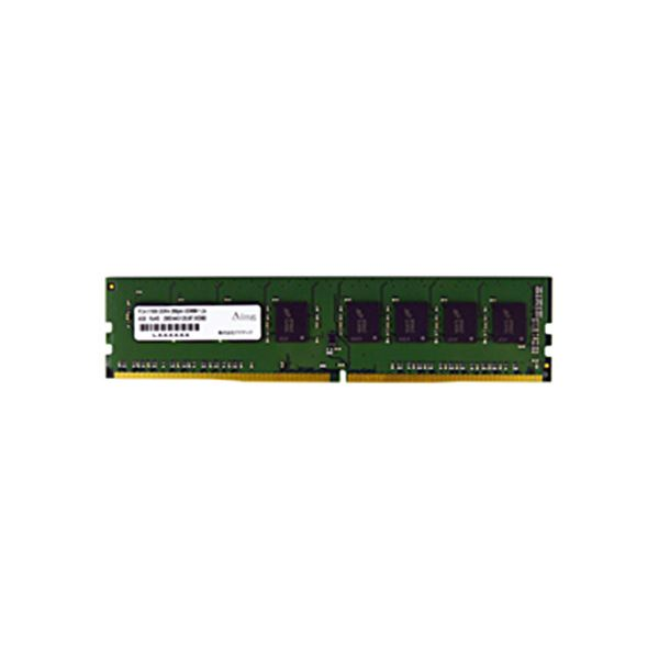 アドテック DDR4 2133MHzPC4-2133 288Pin UDIMM 4GB ADS2133D-4G 1枚