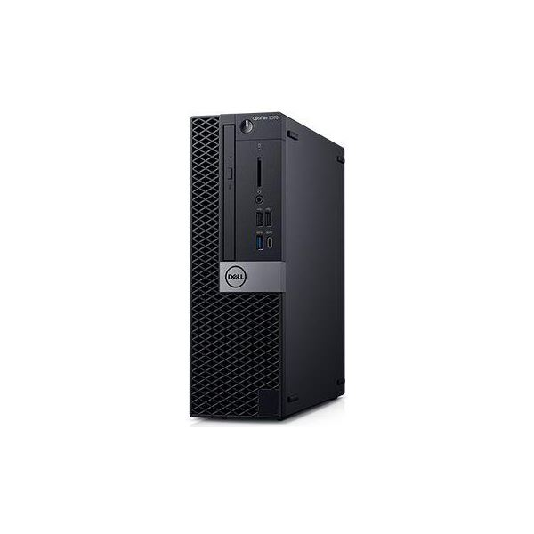 OptiPlex 5070 SFF(Win10Pro64bit/8GB/Corei7-9700/256GB/SuperMulti/VGA/3年保守/H&B 2019)