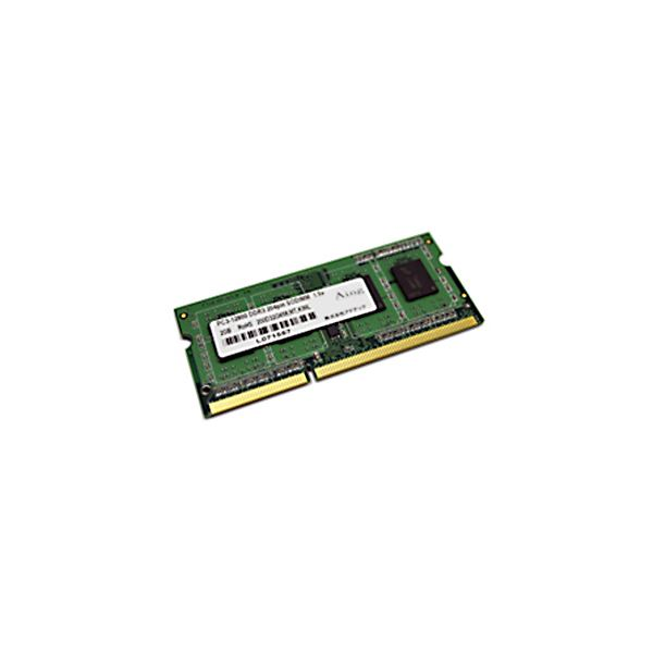 アドテック Mac用 PC3-12800204pin SO-DIMM 8GB ADM12800N-8G 1枚