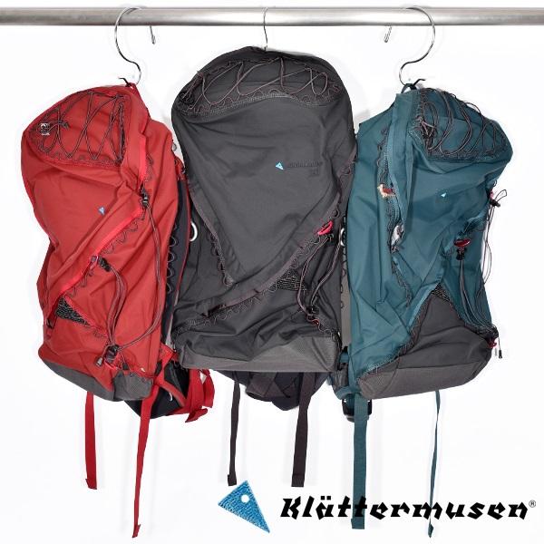 【 KLATTERMUSEN / クレッタルムーセン 】 Gna 33 ギノア リュック バックパック バック バッグ mens ladies メンズ レディース 男性用 女性用 アウトドア 鞄