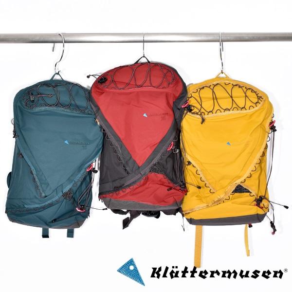 【 KLATTERMUSEN / クレッタルムーセン 】 Gna 25 ギノア リュック バックパック バック バッグ mens ladies メンズ レディース 男性用 女性用 アウトドア 鞄
