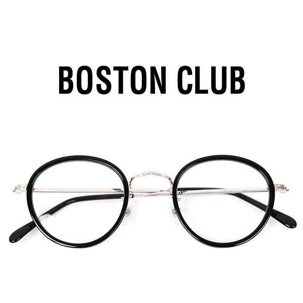 【 BOSTON CLUB ボストンクラブ 】 MARTIN マーティン マーチン ボストンシェイプ メガネ クリアレンズ UV加工 丸めがね 眼鏡 伊達 サングラス 日本製