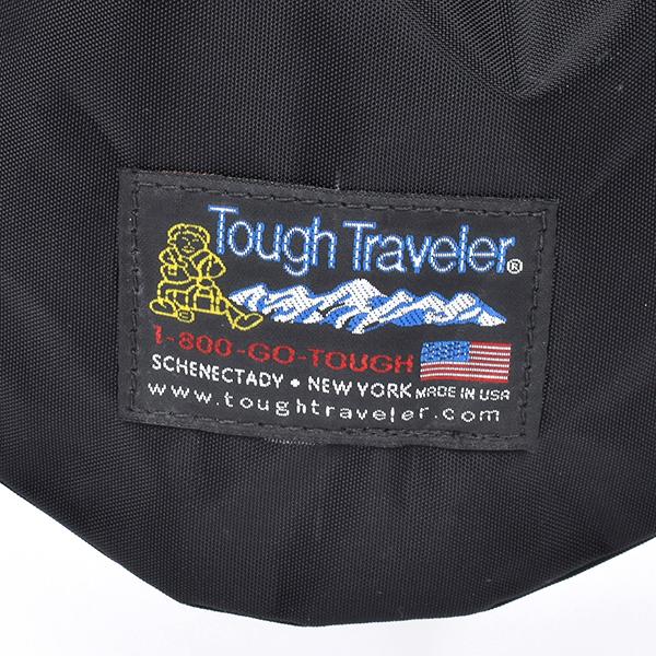 【 Tough Traveler / タフ トラベラー 】 Purse パース #TT-0016 タフトラベラー made in US アメリカ製 Sacoche サコッシュ 肩掛け 手持ち ショルダーバッグ バックインバック ナイロン メンズ レディース ユニセックス 男性用 女性用 男女兼用