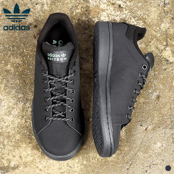 【スーパーSALE 期間限定プライス】【 20SS 】【 アディダス オリジナルス 】 スタンスミス FV4641 【 adidas Originals 】 STAN SMITH スニーカー シューズ レディース靴 LADYS 黒 ブラック 23cm 23.5cm 24cm 24.5cm 25cm