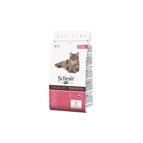 100%ナチュラル原料のイタリアンレシピの猫用総合栄養食 シシア ランキングTOP10 ドライ ステアライズド 贈物 ライト ハム 400g