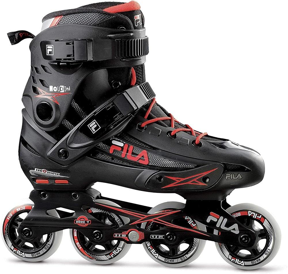 正規店 ハードブーツの上級者仕様 フィラ スケート 新品未使用正規品 FILA SKATES 国内正規代理店品 フーディニ HOUDINI