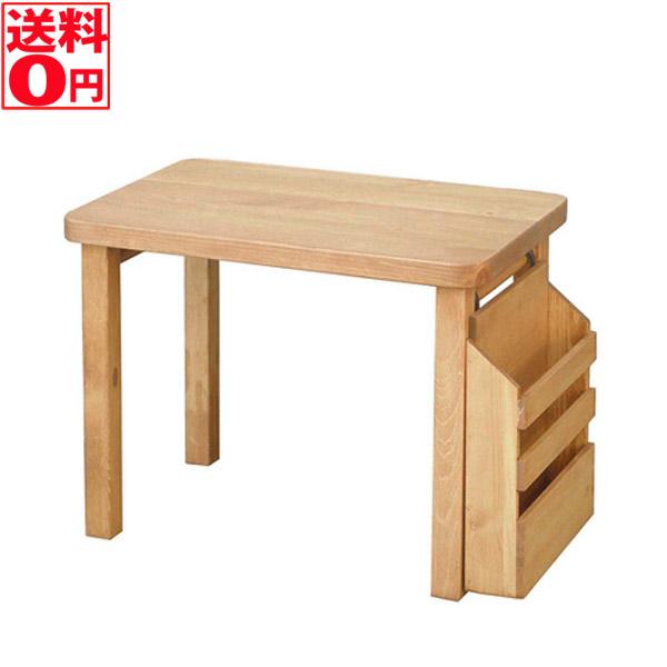 【送料無料】Kids Desk キッズデスク 幅45cm パイン材無垢 <完成品>(T309)【デスク単品】【東北配送不可商品】