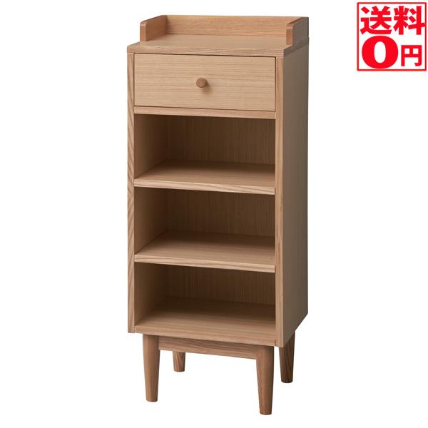 【送料無料】天然木 アッシュ チェスト hot-545