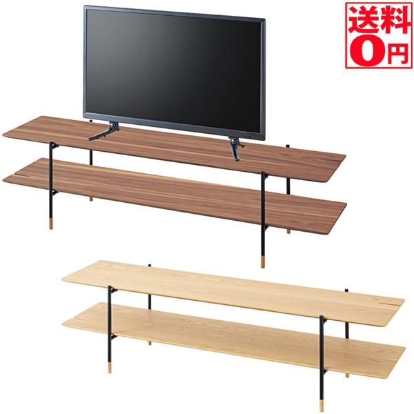 5月14日入荷!!【送料無料】 LUCA・ルカ TVボード 天然木化粧繊維板 WAL/OAK JPB-97WAL JPB-97OAK