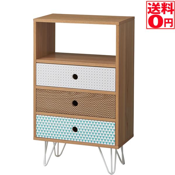 【送料無料】Silky シルキーシリーズ チェスト4D kot-715