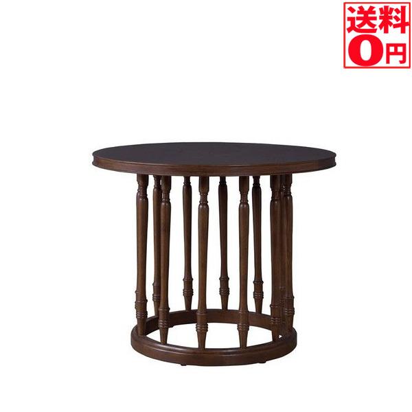 【送料無料】 Round Table・ラウンドテーブル 天然木(オーク) VET-590