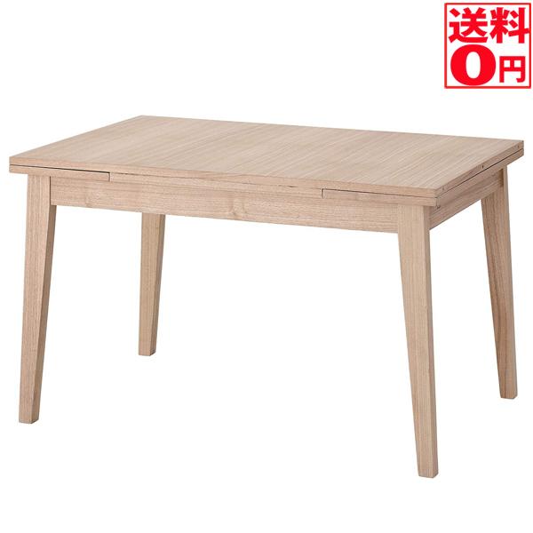 【送料無料】伸縮式 天然木 エクステンションダイニングテーブル コパン Copan CPN-118NA
