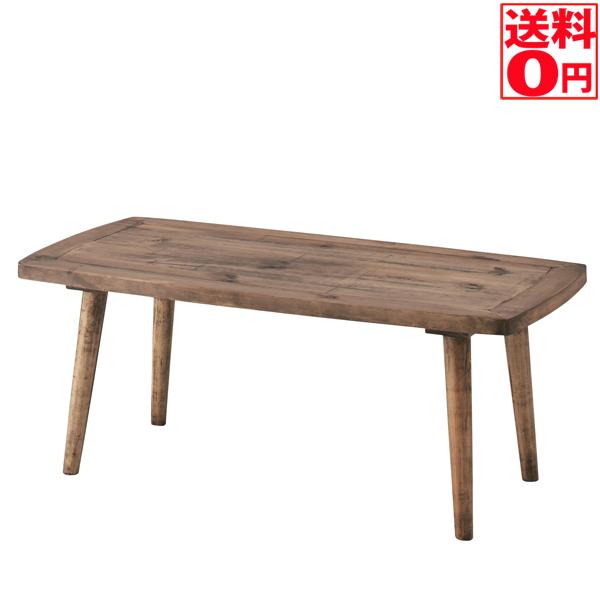 【送料無料】 天然木(パイン) センターテーブル S PM-451