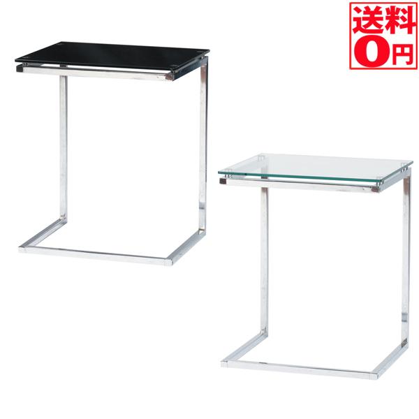 【送料無料】 サイドテーブル PT-15 CL/BK