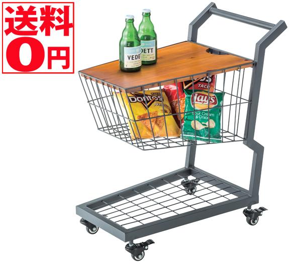 【送料無料】 カート サイドテーブル PW-405