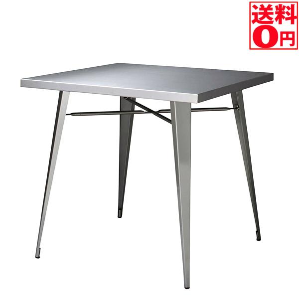入荷しました!!【送料無料】 ステンレスファニチャー ダイニングテーブル STN-337