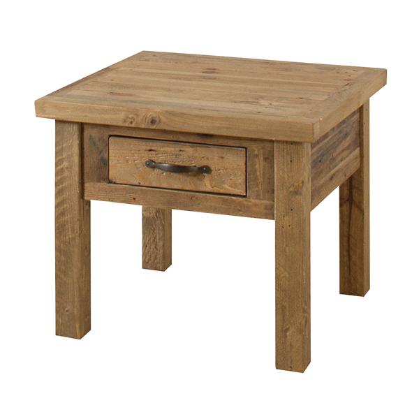 【別途実費追加送料】【ウッドファニチャー】 CARAVAN・キャラバン サイドテーブル 幅60cm WE-314