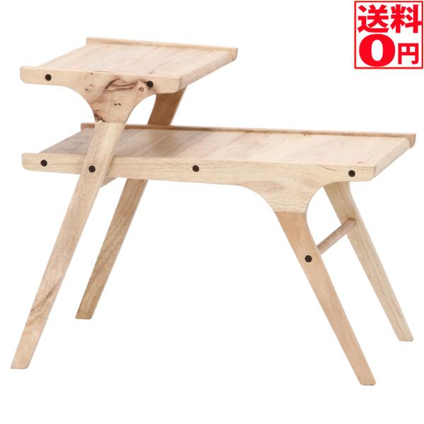 【送料無料】Natural Signature サイドテーブル 37005