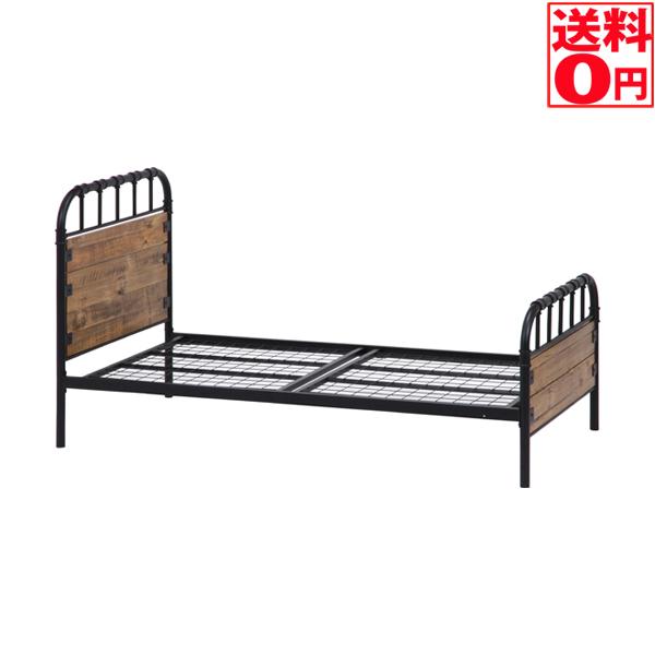 【送料無料】ベッド ウィレット ML-09-P S 83903