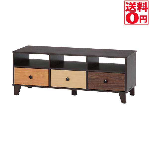 【送料無料】 シリーズ家具 ウッドグラデーション ワイドローボード 96305