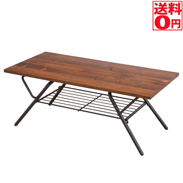 【送料無料】 折りたたみテーブル SIN-200 DBR ダークブラウン