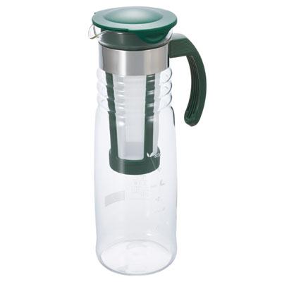 HARIO 海外限定 ハリオ 人気海外一番 かご網付き水出し茶ポットHCC-12DG