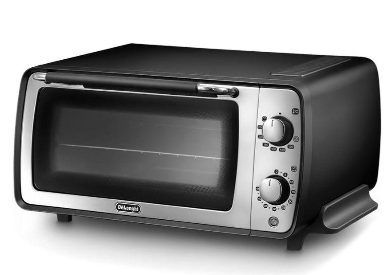 【送料無料】デロンギ ディスティンタコレクションオーブン&トースター エレガンスブラックEOI407J-BK【デロンギ・Delonghi・オーブントースター】