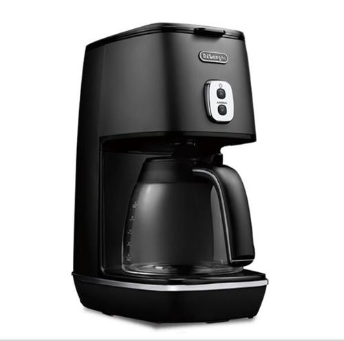 【送料無料】デロンギ ディスティンタコレクション ドリップコーヒーメーカー エレガンスブラックICMI011J-BK【デロンギ・DeLonghi】コーヒーメーカー